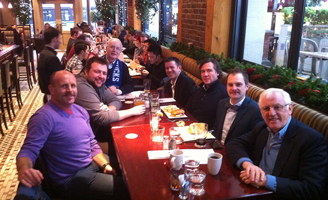 Vancouver Lunch Group